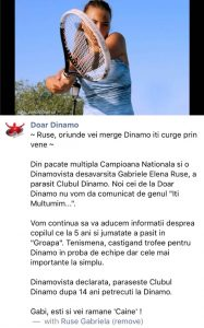 Doar Dinamo