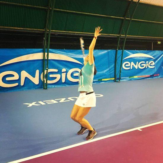 WTA 125k Limoges 2017: Niculescu, Dulgheru şi Cadanţu pe tabloul principal. Întânire românească în primul tur!