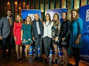 Gala Tenisului Românesc 2016. <br />Premiile acordate de FRT marilor noștri campioni