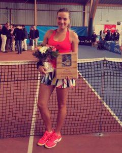 ITF 50k Joué-lès-Tours: Gabriela Ruse, vicecampioană şi locul 278 WTA, începând de luni!