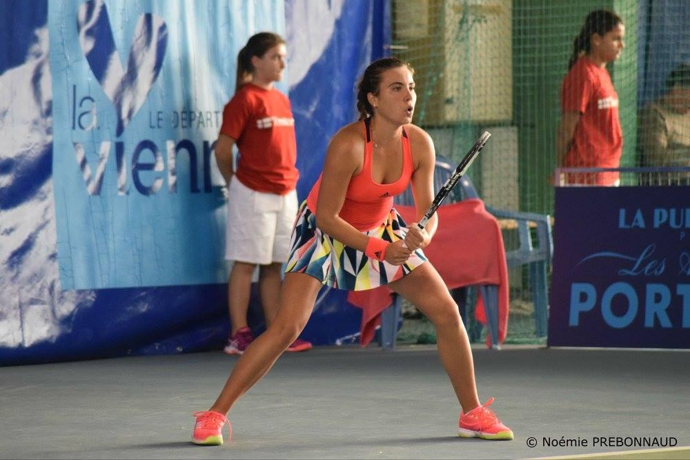 WTA 125k Limoges 2017: Gabriela Ruse câştigă şi va juca pentru un loc pe tabloul principal!