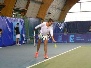 ITF 100k Poitiers 2016: Gabriela Ruse ridică nivelul, o învinge pe Patricia Ţig şi îşi continua ascensiunea accelerată! Urmează Nao Hibino! (Galerie Foto)